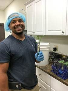 Andre Ovalles - Urban Produce | ShesCookin.com