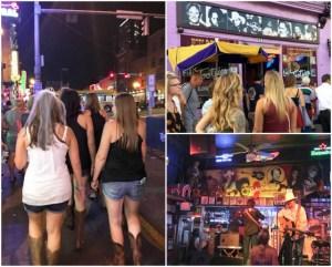 Honky Tonk Row, Nashville | ShesCookin.com