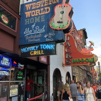 Hot Fun in the City: Weekend in Nashville
