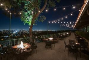 View at Orange Hill Restaurant