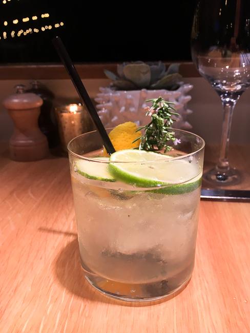 Harvest Moon cocktail   ShesCookin.com