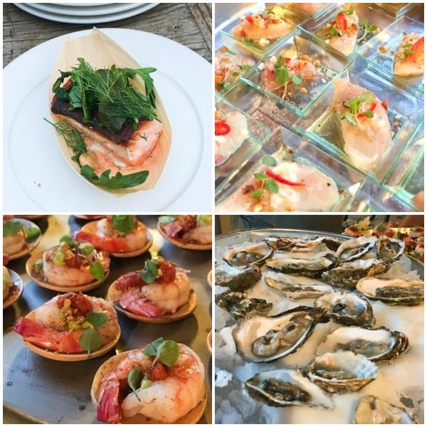 Seafood at Harvest, The Ranch, Laguna Beach