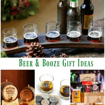 Holiday Gift Ideas for Beer and Booze Enthusiasts