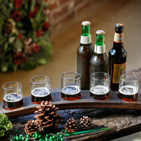 Holiday Gift Ideas for Beer and Booze Enthusiasts, Portland 5-Beer Flight from Bambeco