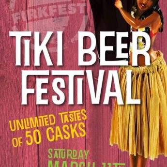Firkfest Caskaway Tiki Beer Festival – Don't Miss Out!