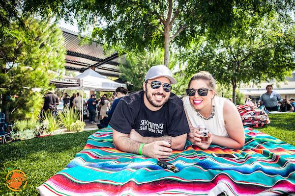 Firkfest Caskaway Tiki Beer Fest, Anaheim Packing House