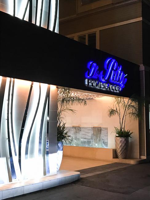 The Ritz Prime Seafood, Newport Beach, CA