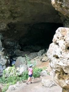 Belize - Rio Frio Caves
