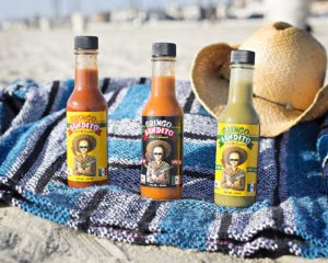 Gringo Bandito hot sauces