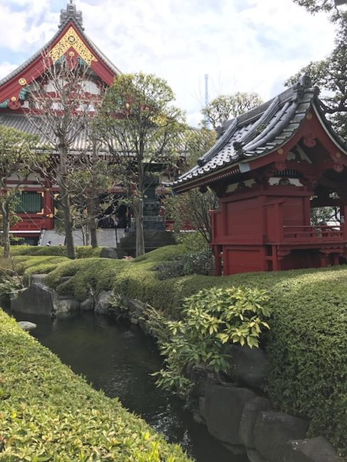 Sensō-ji Temple Temple | ShesCookin.com