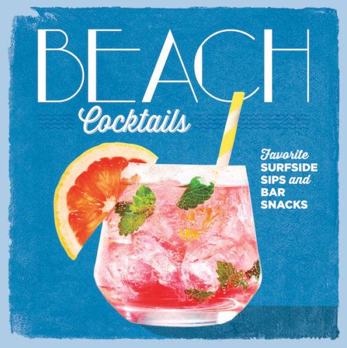 Beach Cocktails book cover   ShesCookin.com