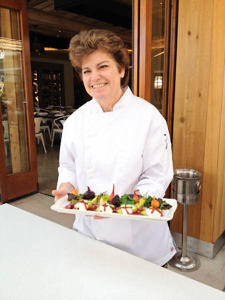 Chef Cathy Pavlos, Provenance   ShesCookin.com