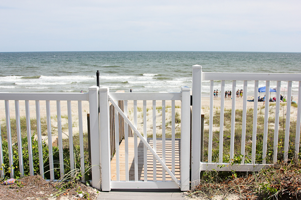 Emerald Isle, Crystal Coast, North Carolina | ShesCookin.com