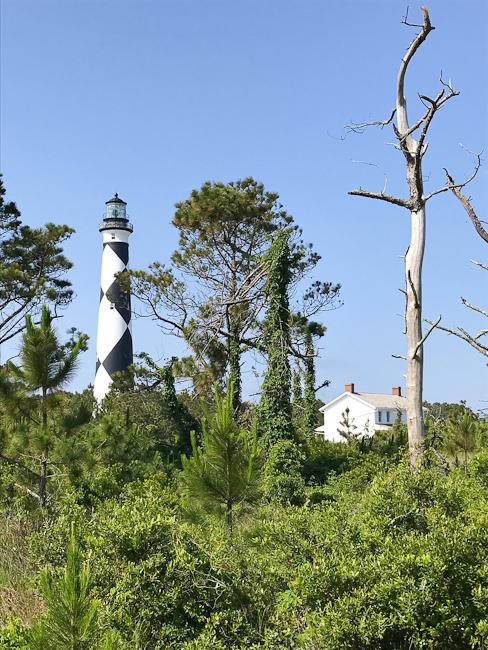 Cape Lookout Lighthouse, North Carolina   ShesCookin.com