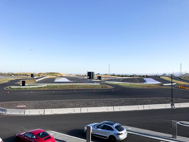 Porsche Experience Center| ShesCookin.com