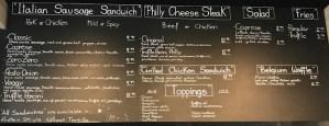 Zero Zero Gourmet Grill sandwiches, Huntington Beach   ShesCookin.com