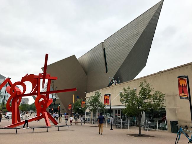 Denver Art Museum | ShesCookin.com