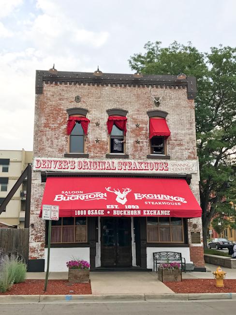 Buckhorn Exchange, Denver | ShesCookin.com