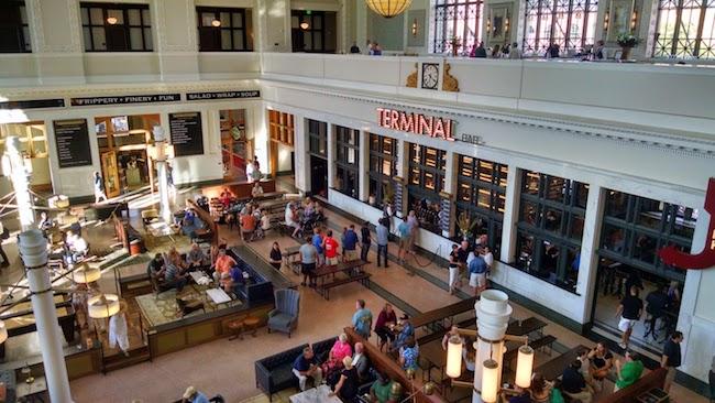 Union Station Terminal Bar, Denver