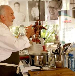Newport Beach Wine & Food Festival | Hubert Keller