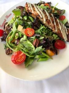 Skuna Bay Salmon Salad   ShesCookin.com