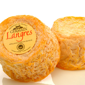 Langres cheese from France