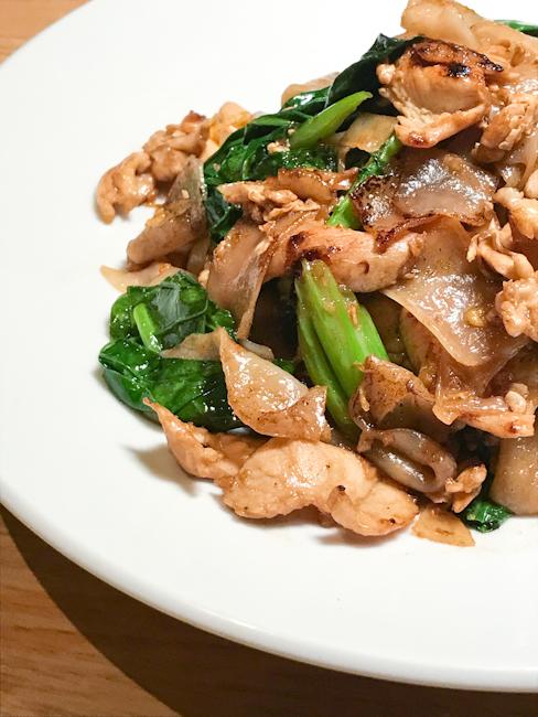 Pad See Ew - Thai food | ShesCookin.com