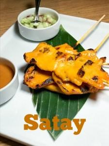 Chicken Satay   ShesCookin.com