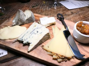 Cheese board, Farmhouse at Rogers Gardens | ShesCookin.com