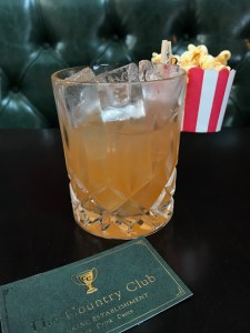 Shinnecock cocktail, The Country Club | ShesCookin.com