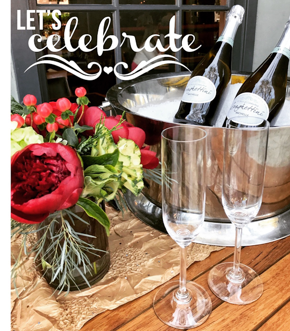 Let's Celebrate Spaghettini Seal Beach | ShesCookin.com