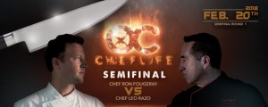 Battle of the Chefs OC