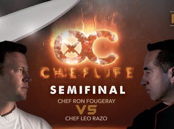 Battle of the Chefs OC: Chefs Battle For Charity on February 20
