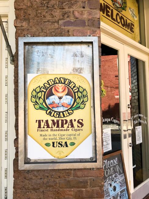 Tabanero Cigars, Ybor City, Tampa