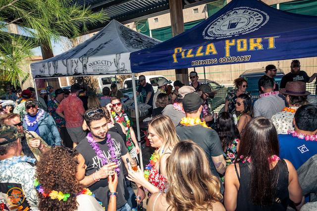 Firkfest Cask Beer Festival, Anaheim, CA