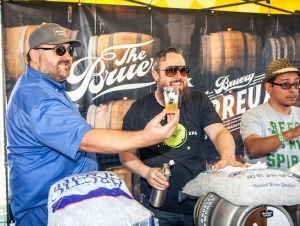 The Bruery at Firkfest Cask Beer Festival