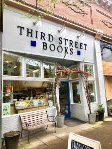 Third Street Books, McMinnville, Oregon