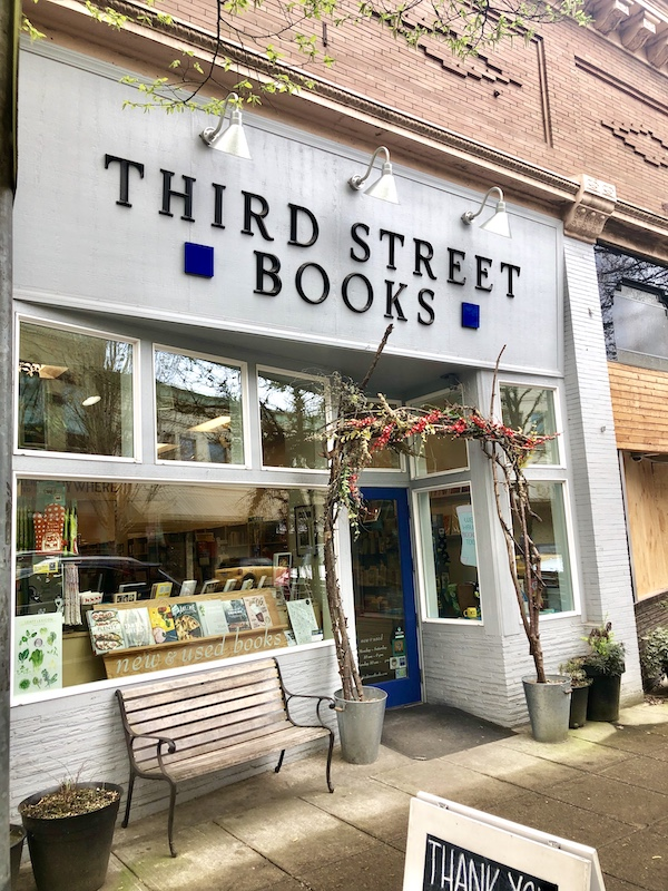 Third Street Books, McMinnville, Oregon