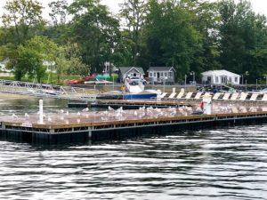 Marina at Basin Harbor