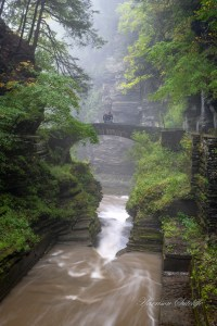 waterfalls in the finger lakes region