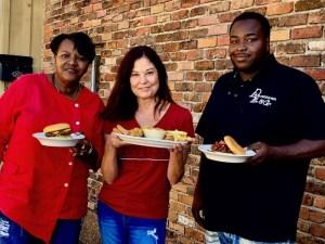 Arkansas Delta cuisine, catfish, Downtown Bar and Grill