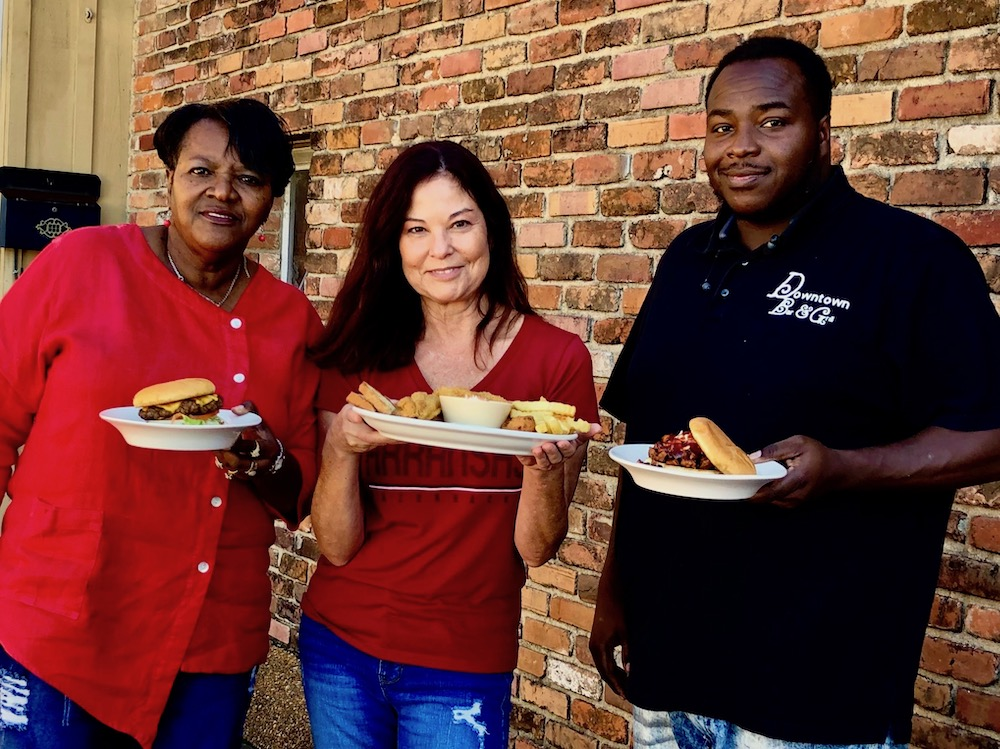 Arkansas Delta cuisine, catfish, Downtown Bar and Grill