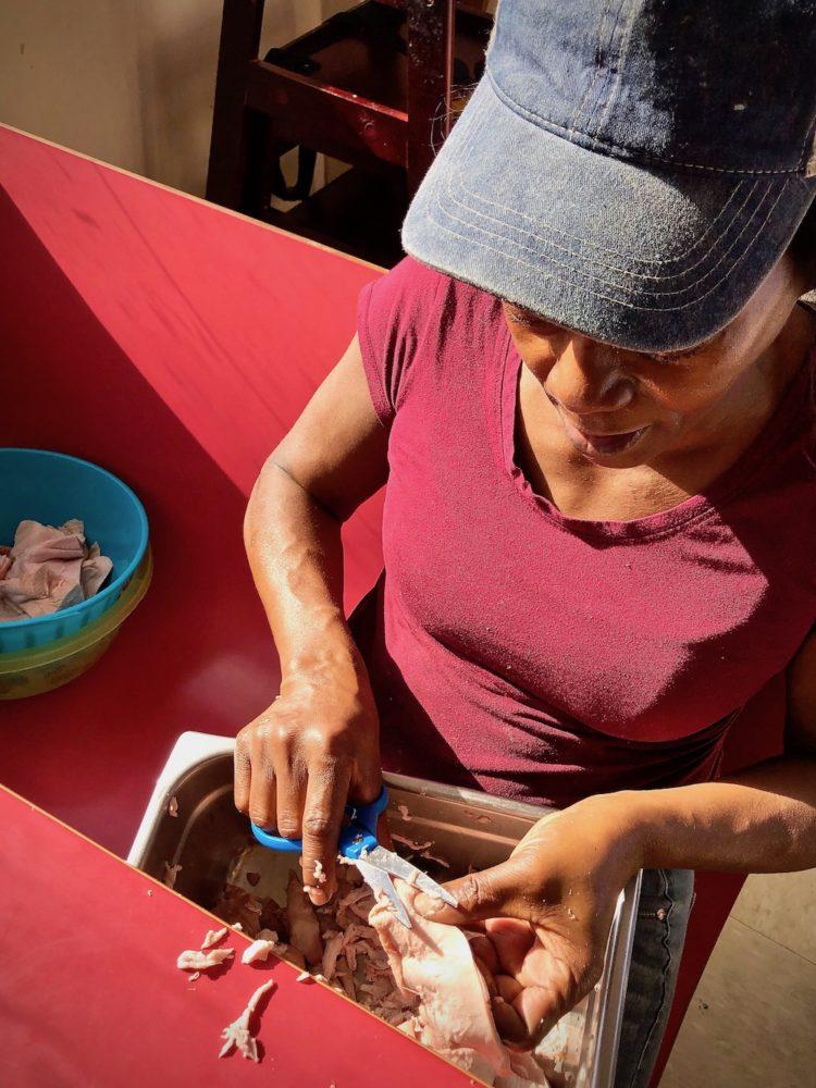 Delta cuisine, soul food, hog maws