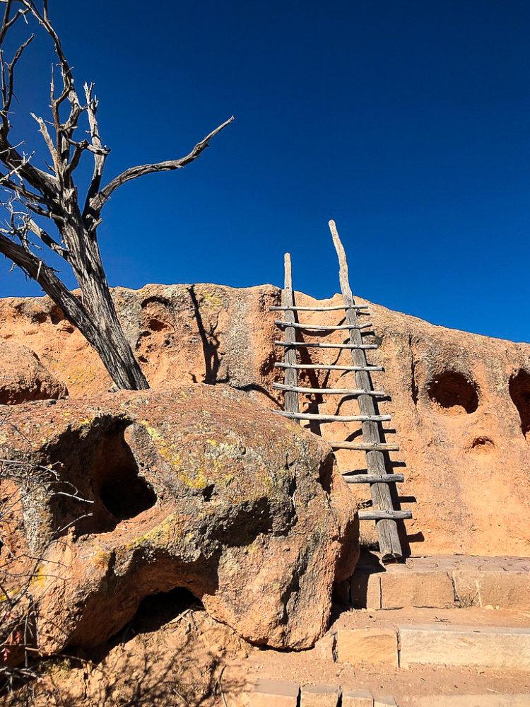 Bandelier Monument, Santa Fe