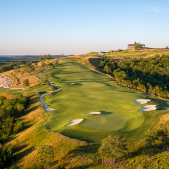 Payne's Valley Golf Course, Big Cedar Lodge