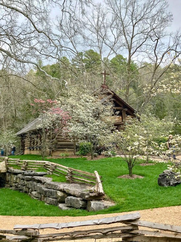 Chapel at Dogwood Canyon