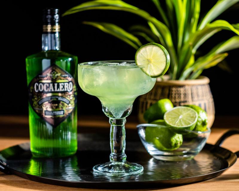 Cocarita margarita made with Cocalera