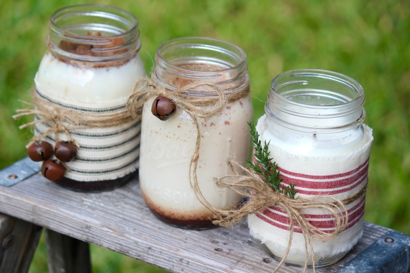 Diy Mason Jar Soy Candles