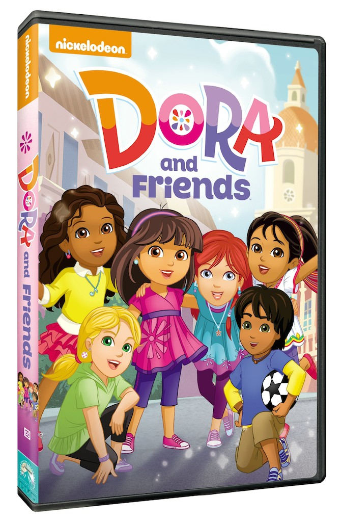 Dora And Friends Into The City Doggie Day : friends, doggie, Series, February, Scribes