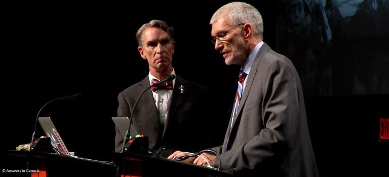 The Great Bill Nye vs. Ken Ham Debate